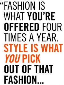 Quotes On Style Fashion Style Inspired