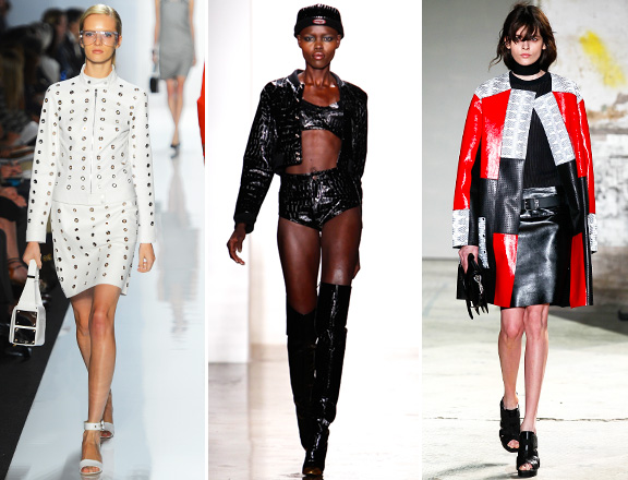 Spring /Summer 2013 Trend – Warm Weather Leather